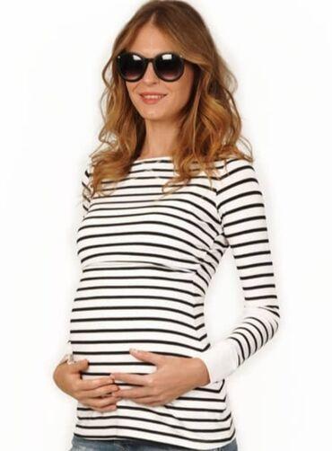 Блузка для кормящих мам/беременных.  100% хб  Размерный ряд: XS-XXl  В