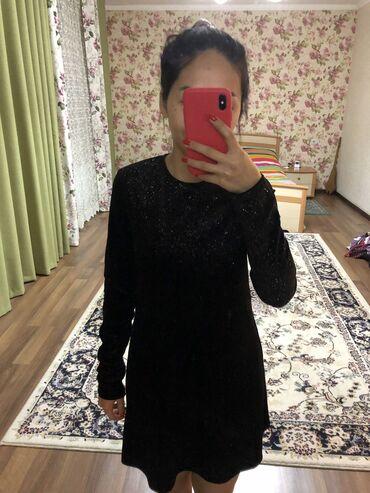 Продаю блестящее платье Zara, носила 2 раза. Производство Турция