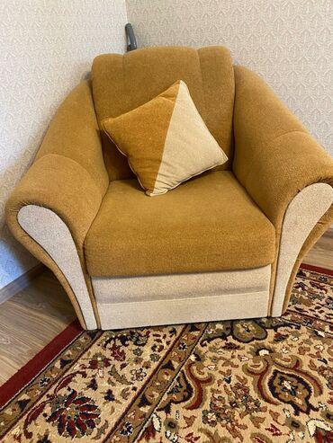 мягкая мебель - Azərbaycan: Срочно продается мягкая мебель в хорошем состоянии за 350м