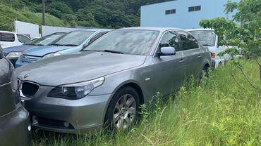 bmw e21 запчасти в Кыргызстан: Авто запчасти на бмв е60, год выпуска 2004, объём двигателя 2.5, приве