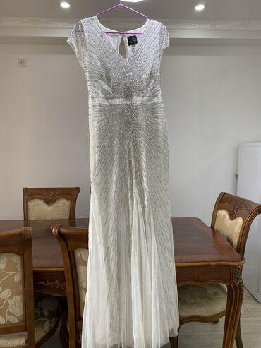 вечернее платье 44 размер в Кыргызстан: Новое. Размер М. Без торга. Привезли из Америки, не подошёл размер. По