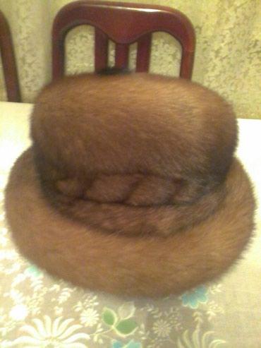 Головной-убор-норковые - Кыргызстан: Продается норковая шляпа