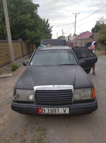Mercedes-Benz - Топливо: Дизель - Сокулук: Mercedes-Benz Vario 2.5 л. 1989   2 км