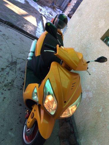 продаю скутер кобра 150куб в отличном состоянии сигнализация имеется я в Бишкек