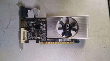 Palit GeForce GT730 2GB/128bit GDDR3 Цена 1800 сом 7-дней на проверку