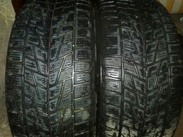 235.50.18 резина бриджистон зима пара без порезов без шишек не клеяная в Бишкек