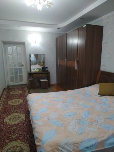 77 серия домов in Кыргызстан | APPLE IPHONE: Индивидуалка, 3 комнаты, 68 кв. м Неугловая квартира