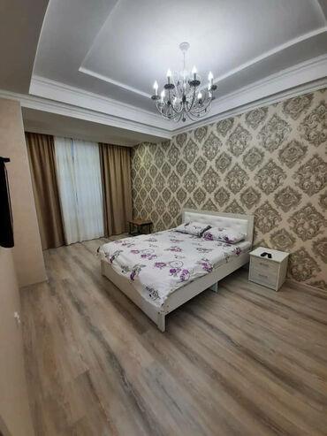 суточный 1 комнатная квартира в караколе in Кыргызстан | ПОСУТОЧНАЯ АРЕНДА КВАРТИР: 1 комната, Постельное белье, Кондиционер, Парковка, Без животных