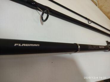 Flagman Black edition 3.6 3.25 lb carbon новые с этикетками