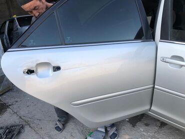 Продаю дверь задняя правая RR Toyota Camry ACV 30.Цвет серебро от амер