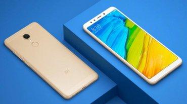 Xiaomi redmi 5 plus (3+32) gold eu 11450 сом xiaomi redmi 5 plus в Бишкек
