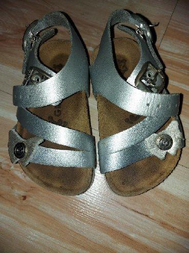 Grubin sandalice,malo nosene,u odlicnom stanju