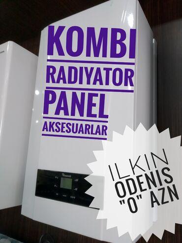 KOMBi radiyator panel aksesuarlar borular vintel aksesuarlar ves ilkin