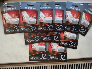 Samsung 4s mini - Azərbaycan: Samsung Mikro 32 Gb Yaddaş kartı Telefon Üçün Microkart MikrocardSürət
