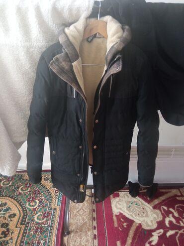 Теплая куртка и свитер за малую сумму. Свитер