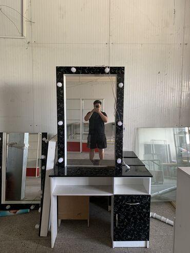 Гарнитуры в Кыргызстан: СРОЧНО  Продаю зеркала для парикмахерской цена за один комплект 14000с