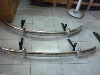 Volkswagen Beetle Split Stainless Steel Bumper in Bhimeshwor