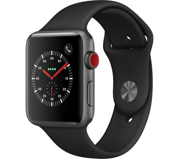 Bakı şəhərində Apple - Apple Watch Series 3 (GPS + Cellular), 42mm Space Gray