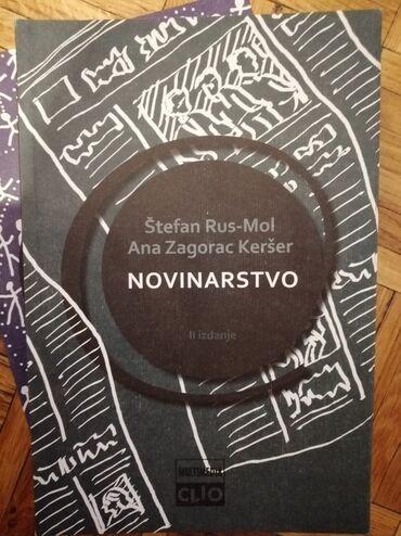 Dvd za auto - Srbija: Autori : Štefan Rus-Mol i Ana Zagorac KeršerNaziv knjige : Novinarstvo