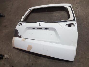 Mitsubishi pajero sport крышка багажника Митсубиси Паджеро