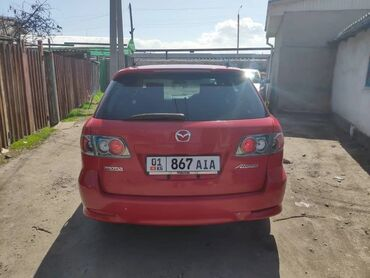 Транспорт - Кыргызстан: Mazda 2002 2.3 л. 2002   199999985 км