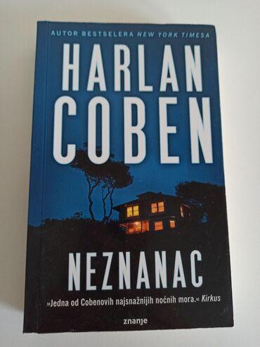 Knjige, časopisi, CD i DVD | Subotica: Knjiga  NEZNANAC
