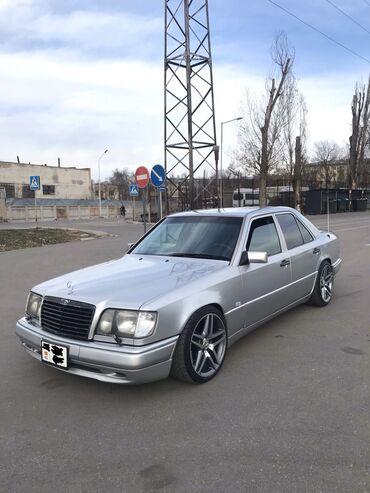 купить двигатель мерседес 3 2 бензин в Кыргызстан: Mercedes-Benz W124 3.2 л. 1994 | 255000 км