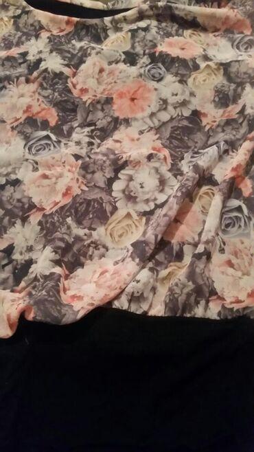 Košulje i bluze | Kovacica: Svilena bluza leprsava koja se dole suzava