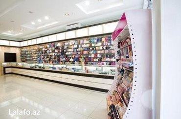 Bakı şəhərində Satıcı xanım teleb olunur teecili parfumeriya mağazasına işlemek