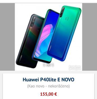 Canik e - Srbija: Huawei P40 lite E