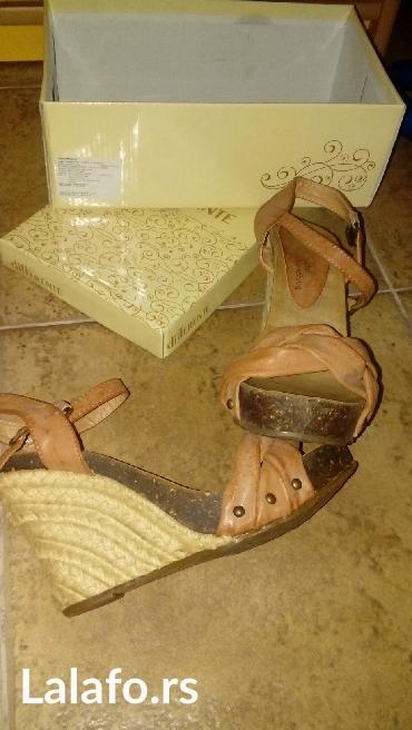 Sandale nove br. 37 sva moja obuca je nova ili obuvena jednom! Ovi