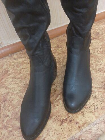 кожаные амбушюры для наушников в Кыргызстан: Кожаные сапоги в отличном состоянии, бу мало. Демисезон. До колен