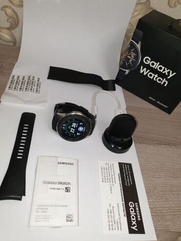 зарядное устройство для телефона samsung в Кыргызстан: Черные Наручные часы Samsung