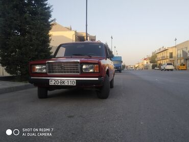 VAZ (LADA) - Gəncə: VAZ (LADA) 2107 1.8 l. 1990 | 180 km