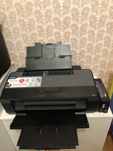 Bakı şəhərində Printer Epson L1300 - Tecili satilir , Tezeden ferqi yoxdur cox az