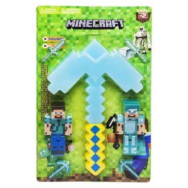 10314 elan: Minecraft qılınc  ₼ Qiymət: 15AZN  🛵Çatdırılma: Var