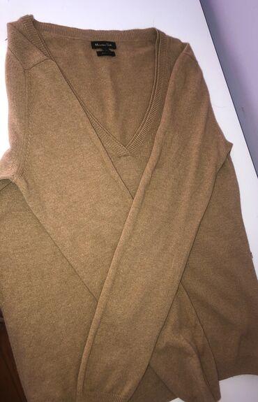 Оригинальная кофточка от Massimo Duti. Тёплая и красивая . Брали за
