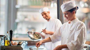 Срочно требуется опытный повар европейской и национальной кухни