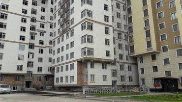 Продаю 2 ком.кв. псо. 80м2 адрес: 12 Микра.  Кирпичный новый дом. Все в Бишкек