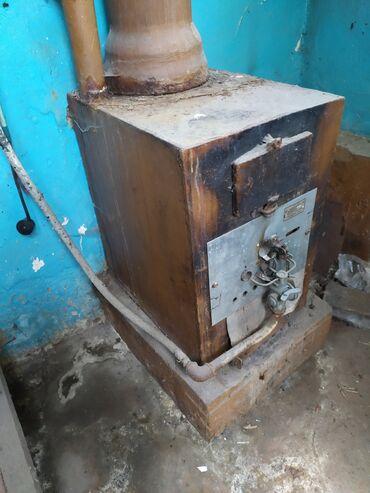 Печка котел газовый