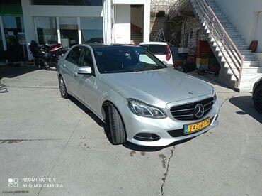 Mercedes-Benz E 220 2.2 l. 2014   255000 km