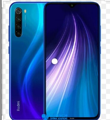Б/у Xiaomi Redmi Note 8 64 ГБ Синий