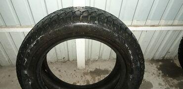 шины 205 55 r16 зима в Кыргызстан: Продаю комплект резины зимней. Cordiant 205/55 r16 состояние новой