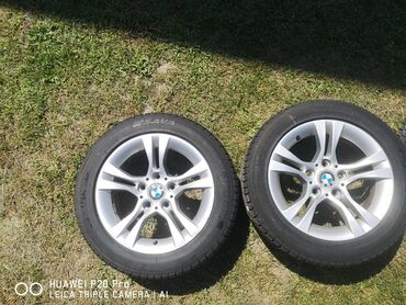 Bmw x5 3 0i mt - Srbija: BMW 320 alu felne 16 4 komada Komplet sa gumama