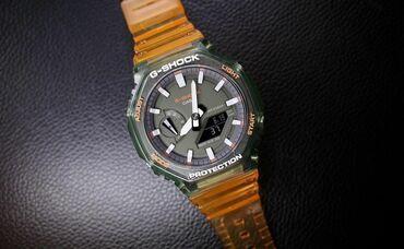 G-shockмодель часов ga-2100___функции : секундомер, будильник, мировое