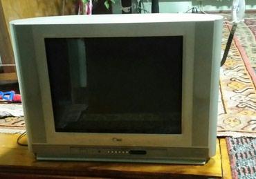 lg телевизор цветной в Кыргызстан: Телевизов LG 54 диагональ. РАБОЧИЙ в хорошем состоянии. Цветной