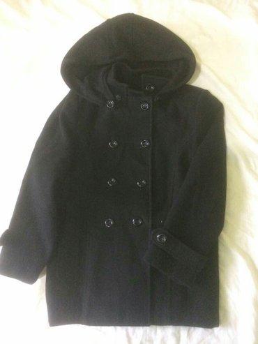 Драповое пальто 8-9лет в Бишкек