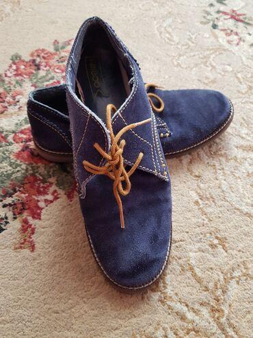 Туфли, натуральная замша, размер 38, цена 999 сом. Вотсапп