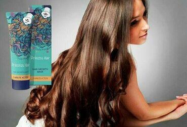 Маска для волос Princess hairМаска предназначена для интенсивного