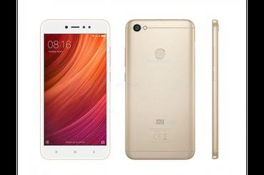 Xiaomi redmi 3x 2 32 gold - Azerbejdžan: Novo Xiaomi Redmi 5A 32 GB zlatni